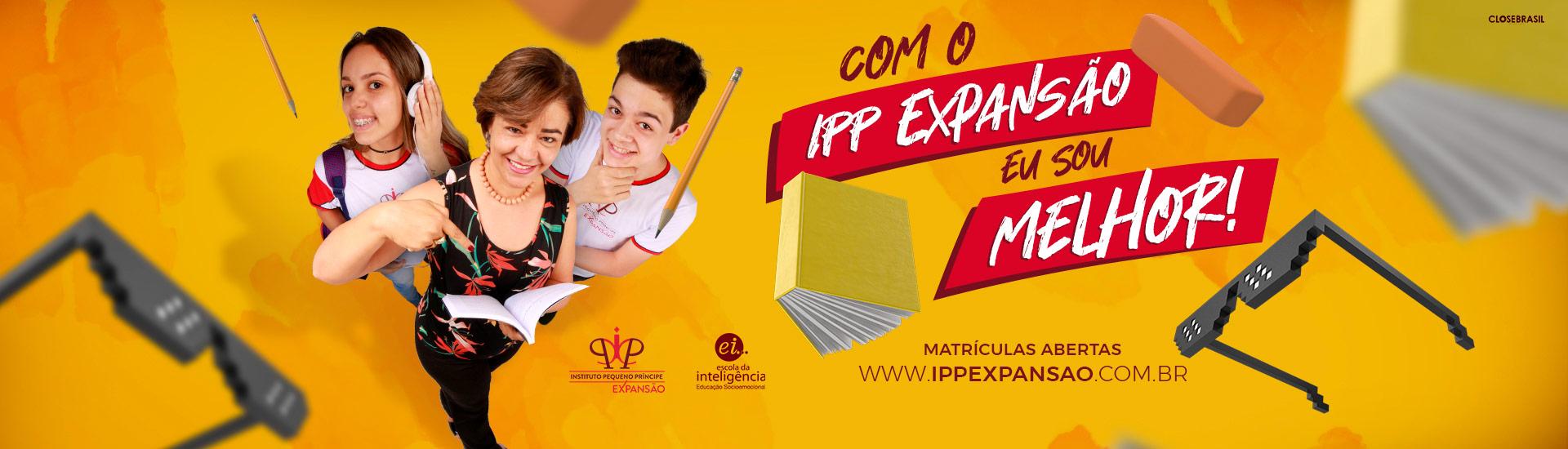 IPP Expansão Campanha Matriculas